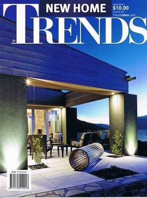 Home And Architectural Trends Magazine master builders awards for luxury houses | glover homes